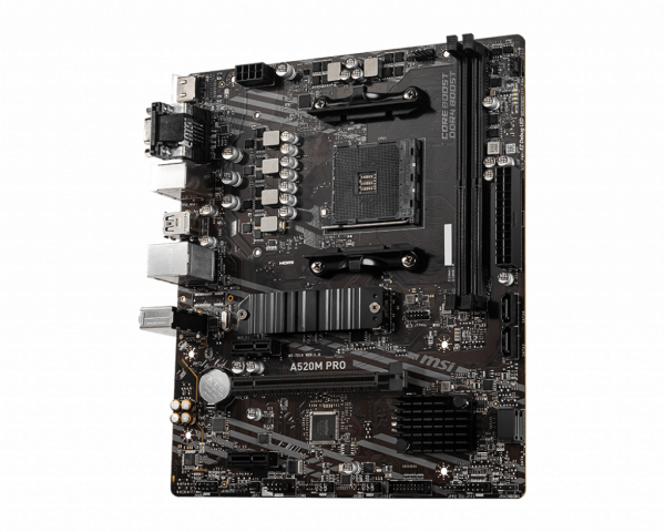 MB AMD MSI AM4 A520M PRO [1]