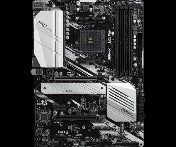 MB AMD X570 ASROCK X570 PRO4 3