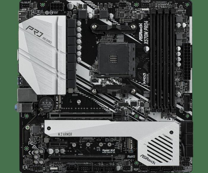 MB AMD X570M ASROCK X570M PRO4 [1]