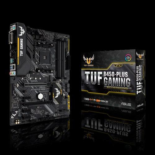 MB ASUS AMD TUF B450-PLUS GAMING 0