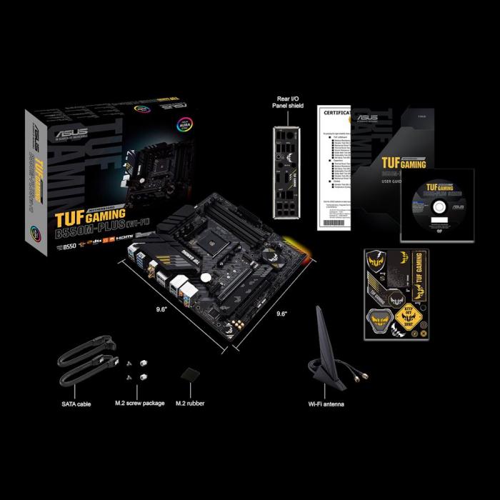 MB ASUS AMD TUF GAMING B550M-PLUS WIFI [3]
