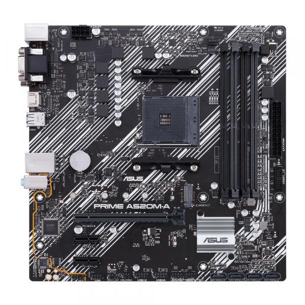MB ASUS PRIME A520M-A AM4 1
