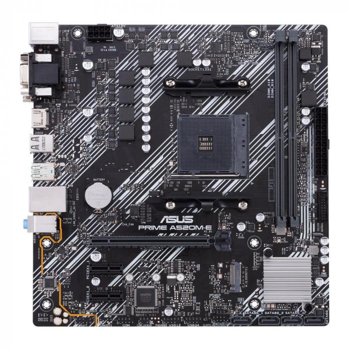 MB ASUS PRIME A520M-E AM4 [0]
