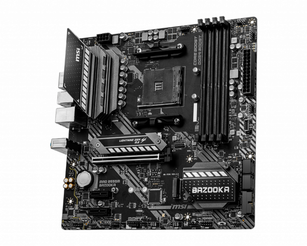 MB MSI AMD MAG B550M BAZOOKA [2]