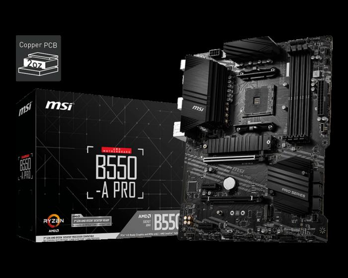 MB MSI B550-A PRO AM4 [0]