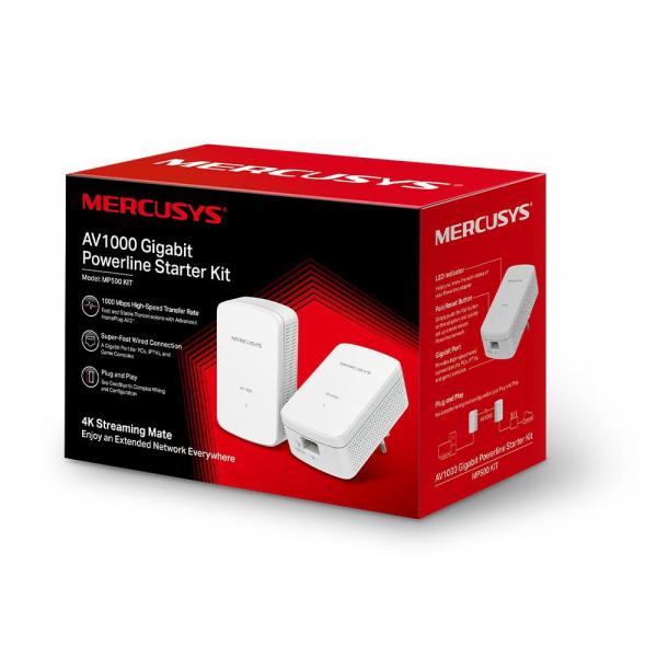 MERCUSYS AV1000 GB POWERLINE START KIT [0]