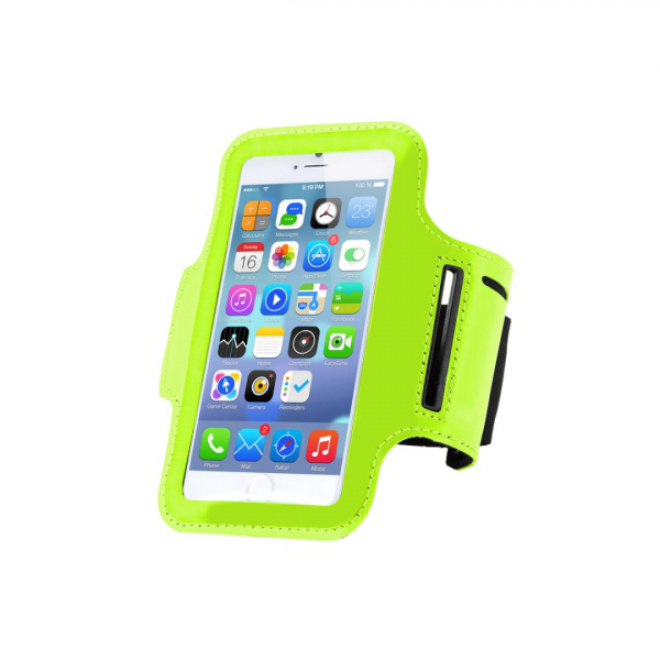 MOBILE PHONE ARMBAND SERIOUX LIME 0
