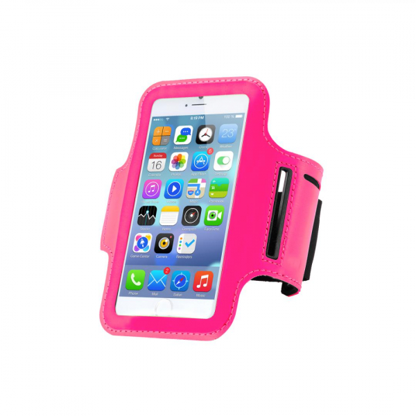 MOBILE PHONE ARMBAND SERIOUX PINK 0