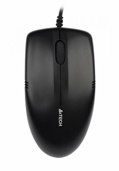 MOUSE A4TECH OP-530NU BLACK USB 0