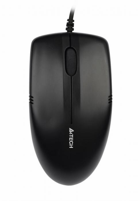 MOUSE A4TECH OP-530NU BLACK USB [0]