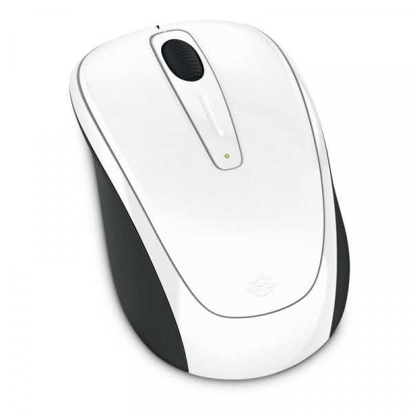 MOUSE MICROSOFT MOBILE 3500  WHITE 1