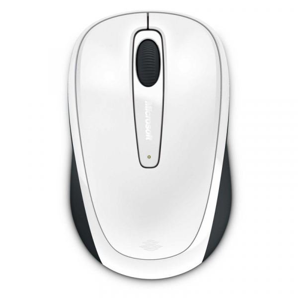 MOUSE MICROSOFT MOBILE 3500  WHITE 0