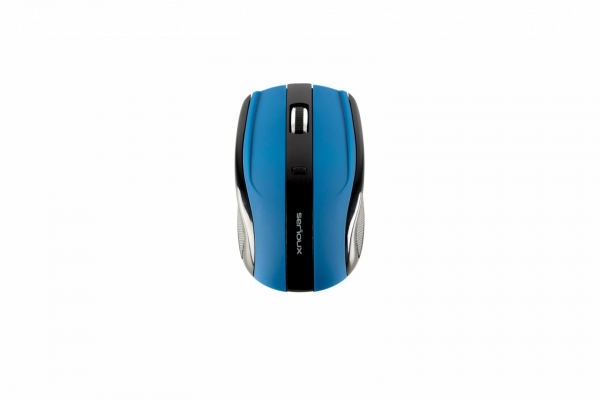 MOUSE SERIOUX RAINBOW400 WR BLUE USB [1]