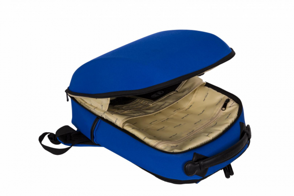 "NTB BACKPACK SRX SHELL MAX 15.6"" BLUE 1"