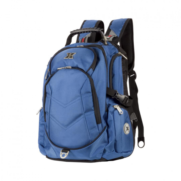 "NTB BACKPACK SRX TRIP MAX 15.6"" BLUE 0"