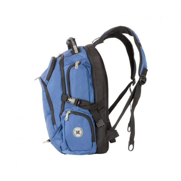 "NTB BACKPACK SRX TRIP MAX 15.6"" BLUE 2"