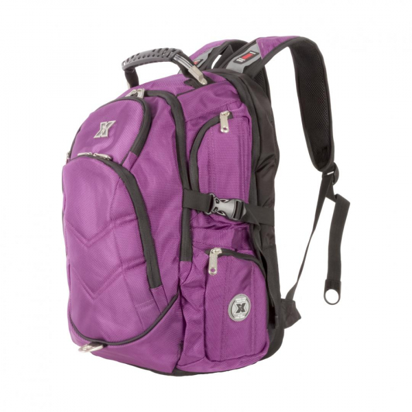 "NTB BACKPACK SRX TRIP MAX 15.6"" PURPLE 1"