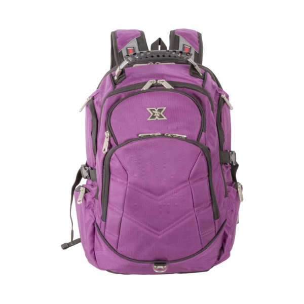 "NTB BACKPACK SRX TRIP MAX 15.6"" PURPLE 0"