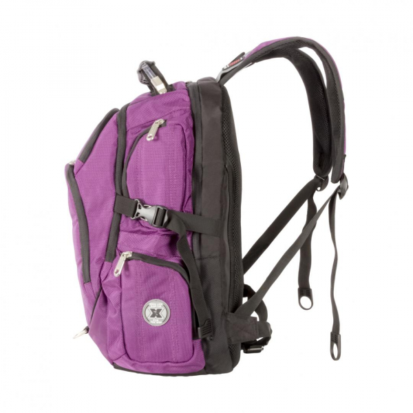 "NTB BACKPACK SRX TRIP MAX 15.6"" PURPLE 2"