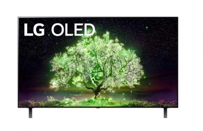 """OLED TV 55"""" LG OLED55A13LA [0]"""