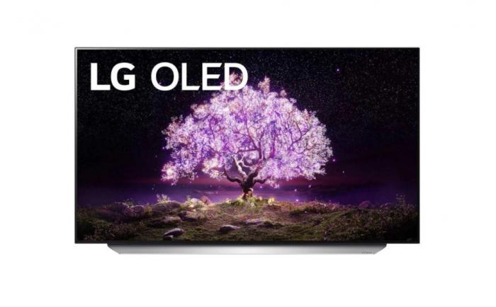 """OLED TV 55"""" LG OLED55C11LB [0]"""