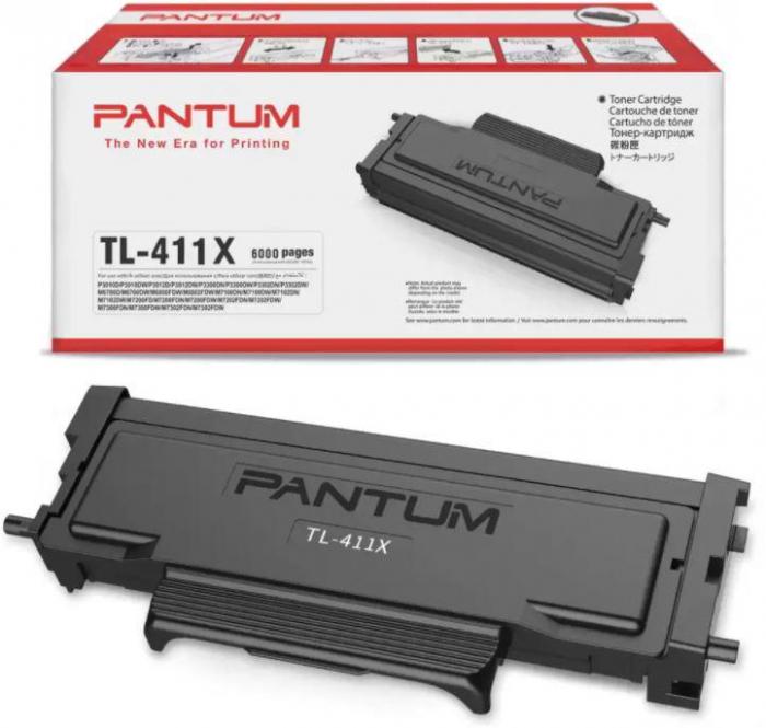 PANTUM TL-411X BLACK TONER [0]