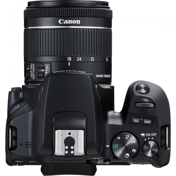 PHOTO CAMERA CANON 250D+18-55 IS STM KIT 1