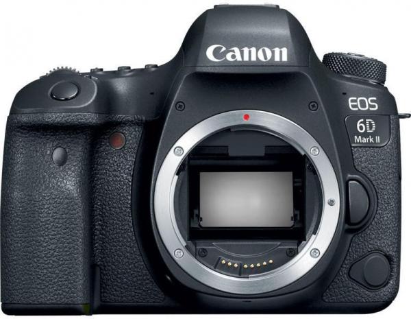 PHOTO CAMERA CANON EOS 6D MARKII BODY 0