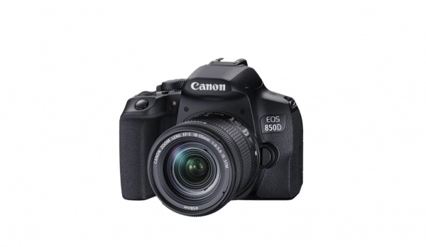 PHOTO CAMERA CANON EOS 850D 18-55 IS STM 6