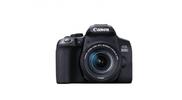 PHOTO CAMERA CANON EOS 850D 18-55 IS STM 0