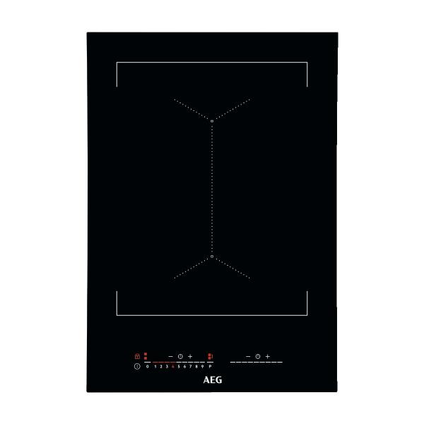 Plită inducţie 36 cm negru [0]