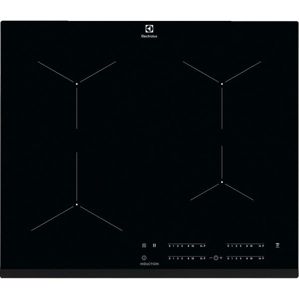 Plită inducţie 60 cm negru [0]