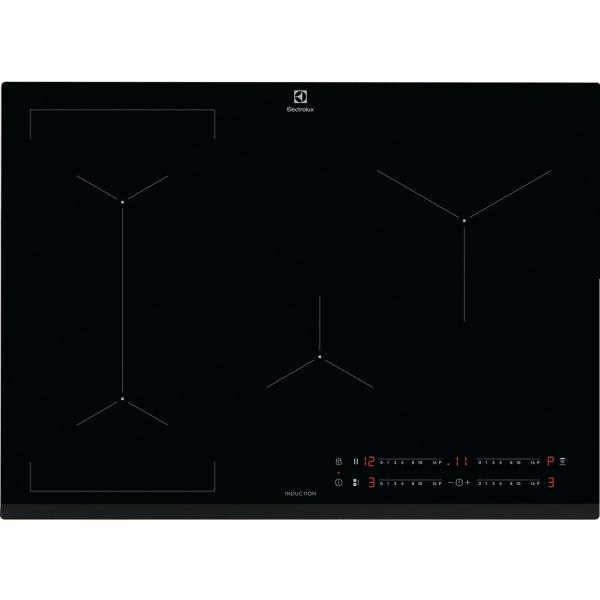 Plită inducţie Bridge 68 cm negru [0]