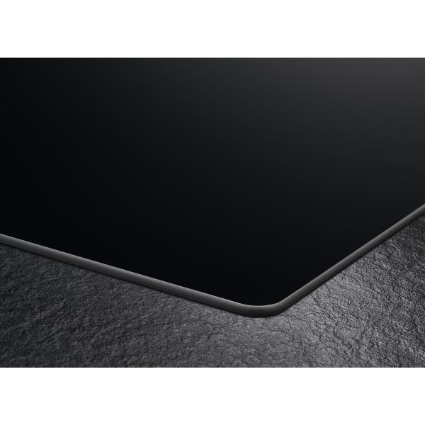 Plită inducţie cu hotă integrată ComboHob 630 mc/h 83 cm negru 4