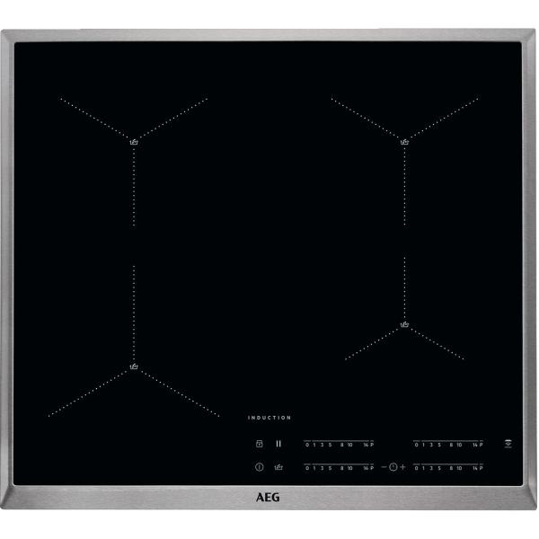 Plită inducţie SenseBoil 60 cm negru 0