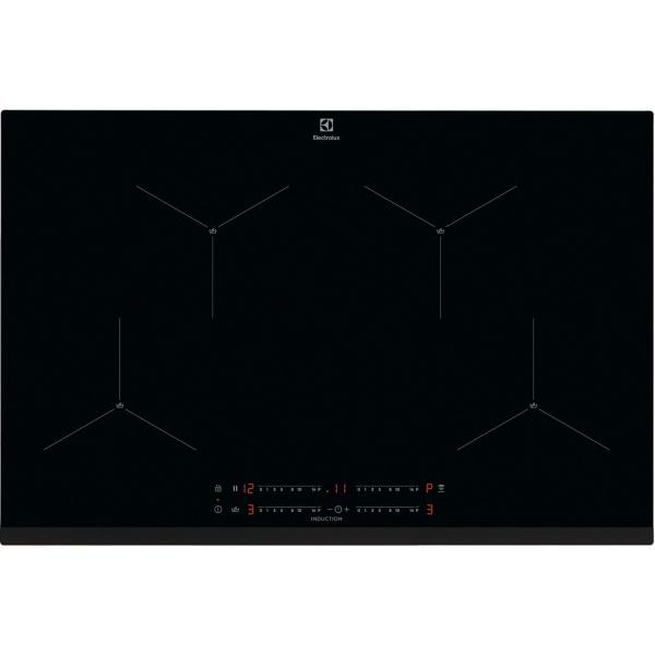 Plită inducţie SenseBoil 80 cm negru [0]