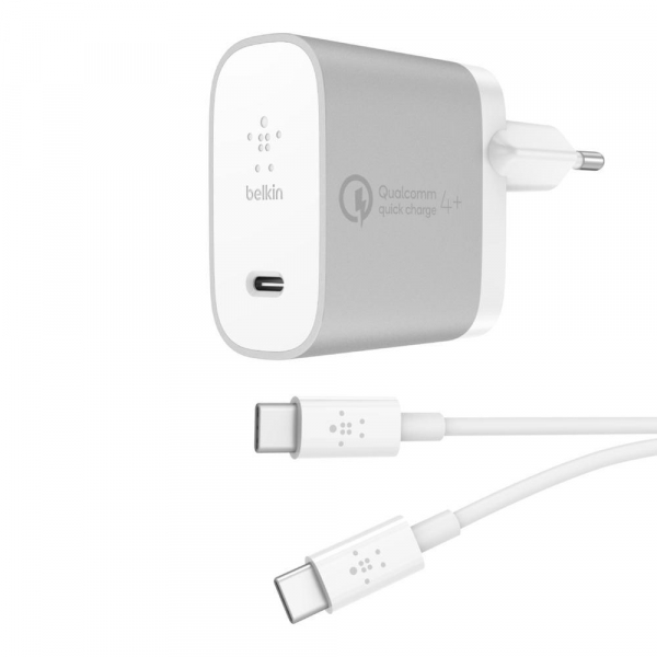 QC4 Home charger USBC 0
