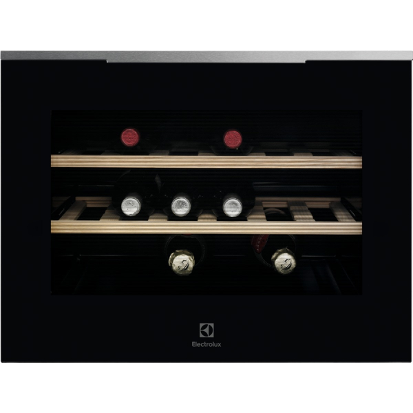 Racitor vinuri incorporabil KBW5X A++ 18 sticle [0]