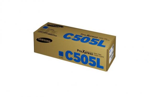 SAMSUNG CLT-C505L/ELS CYAN TONER 0