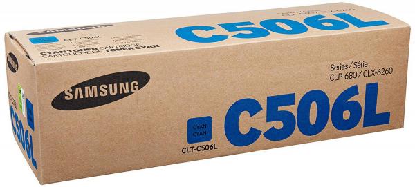 SAMSUNG CLT-C506L/ELS CYAN TONER 0