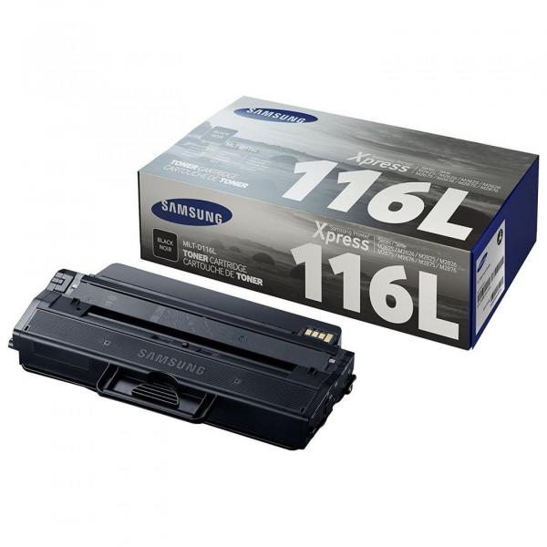 SAMSUNG MLT-D116L/ELS BLACK TONER 0