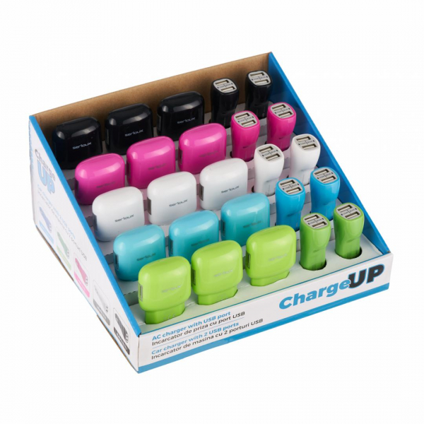 SERIOUX DISPLAY DUO CHARGER 15+10 PC 0