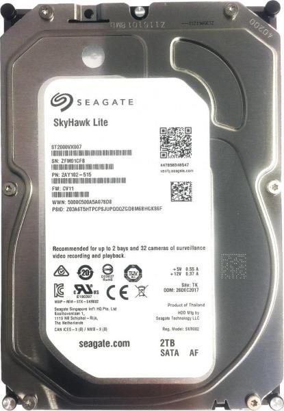 SG HDD 3.5 2TB SATA ST2000VX007 [0]