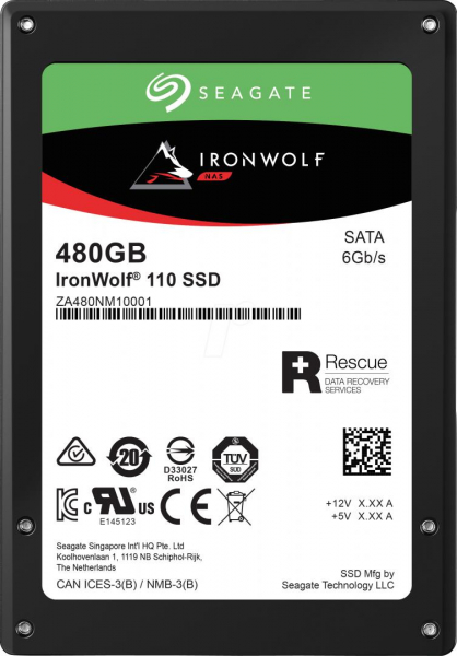 SG SSD 480GB 2.5 SATA3 ZA480NM10011 0
