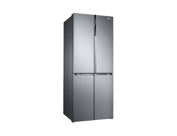 Side by Side Samsung RF50K5920S8, Capacitate 486L, Capacitate neta congelator: 150l, Capacitate neta frigider: 336l, Inaltime 1920mm, Latime: 795mm, Adancime 745mm, Functii racire: Triple Cooling /No  1