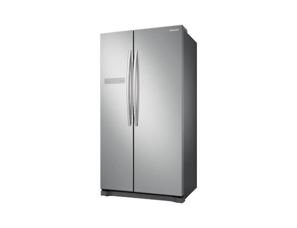 Side by Side Samsung RS54N3003SA, Capacitate 535L, Capacitate neta congelator: 179l, Capacitate neta frigider: 356l, Inaltime 1789mm, Latime: 912mm, Adancime 734mm, Functii racire: Twin Cooling Plus/N 2