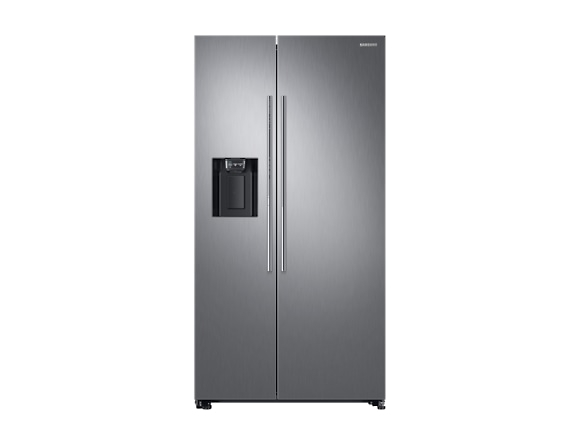 Side by Side Samsung RS67N8210S9, Capacitate 609L, Capacitate neta congelator: 202l, Capacitate neta frigider: 407l, Inaltime 1780mm, Latime: 912mm, Adancime 772mm, Functii racire: Twin Cooling Plus/N 0