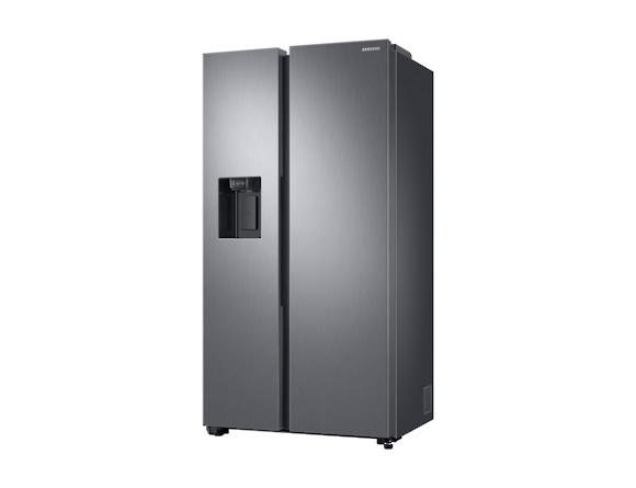 Side by Side Samsung RS68N8321S9, Capacitate 617L, Capacitate neta congelator: 210l, Capacitate neta frigider: 407l, Inaltime 1780mm, Latime: 912mm, Adancime 716mm, Functii racire: Twin Cooling Plus/N 2