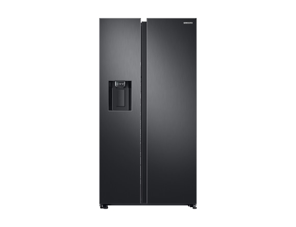 Side by Side Samsung RS68N8650SL, Capacitate 617L, Capacitate neta congelator: 210l, Capacitate neta frigider: 407l, Inaltime 1747mm, Latime: 960mm, Adancime 716mm, Functii racire: Twin Cooling Plus/N 0