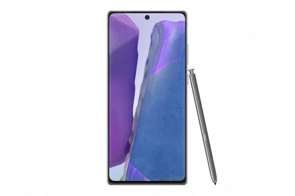 Telefon SAMSUNG Galaxy Note 20, 256GB, 8GB RAM, Dual SIM, LTE, Mystic Gray 0